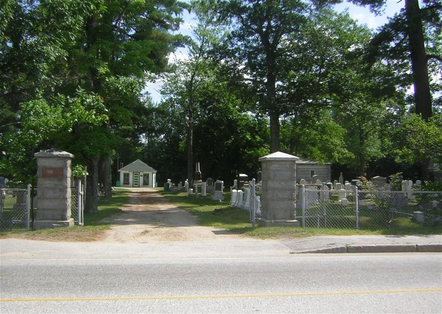 Norway Pine Grove Cemetery