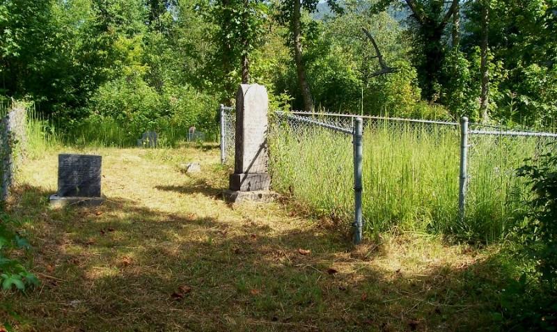 Pruden-Fonde Cemetery