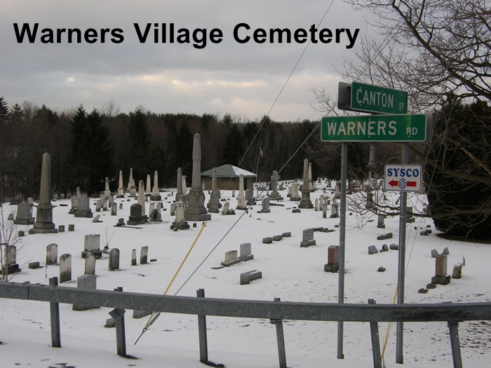 Warners Village Cemetery