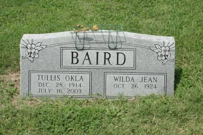 Tullis Okla Baird