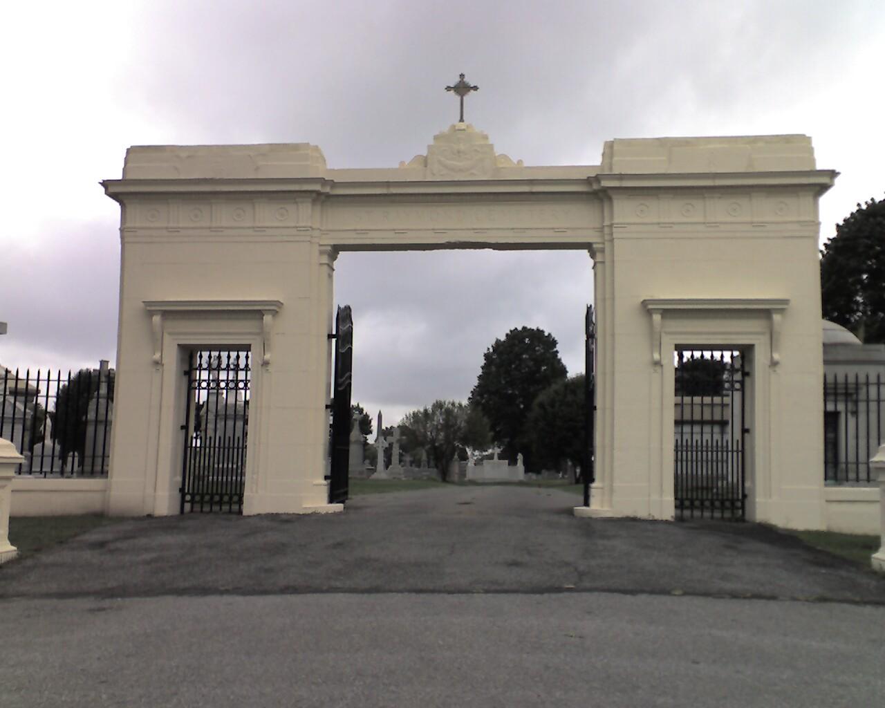 Old Saint Raymonds Cemetery