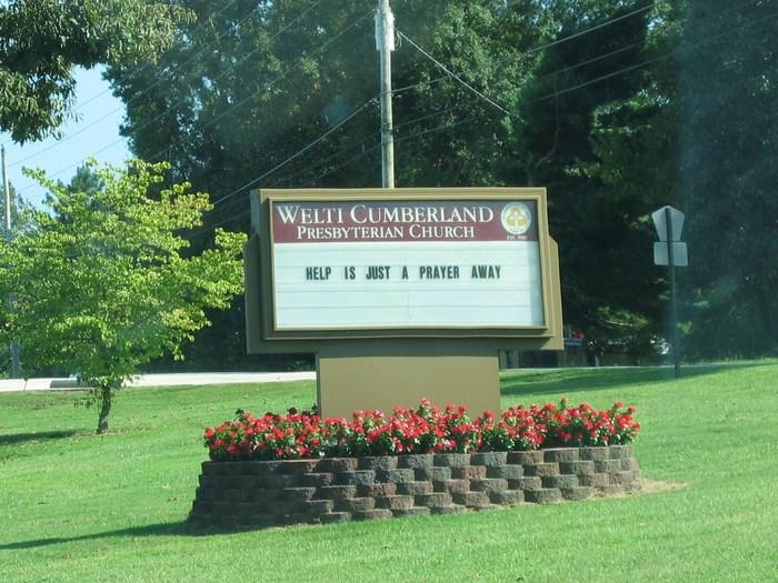 Welti Cumberland Presbyterian Church Cemetery