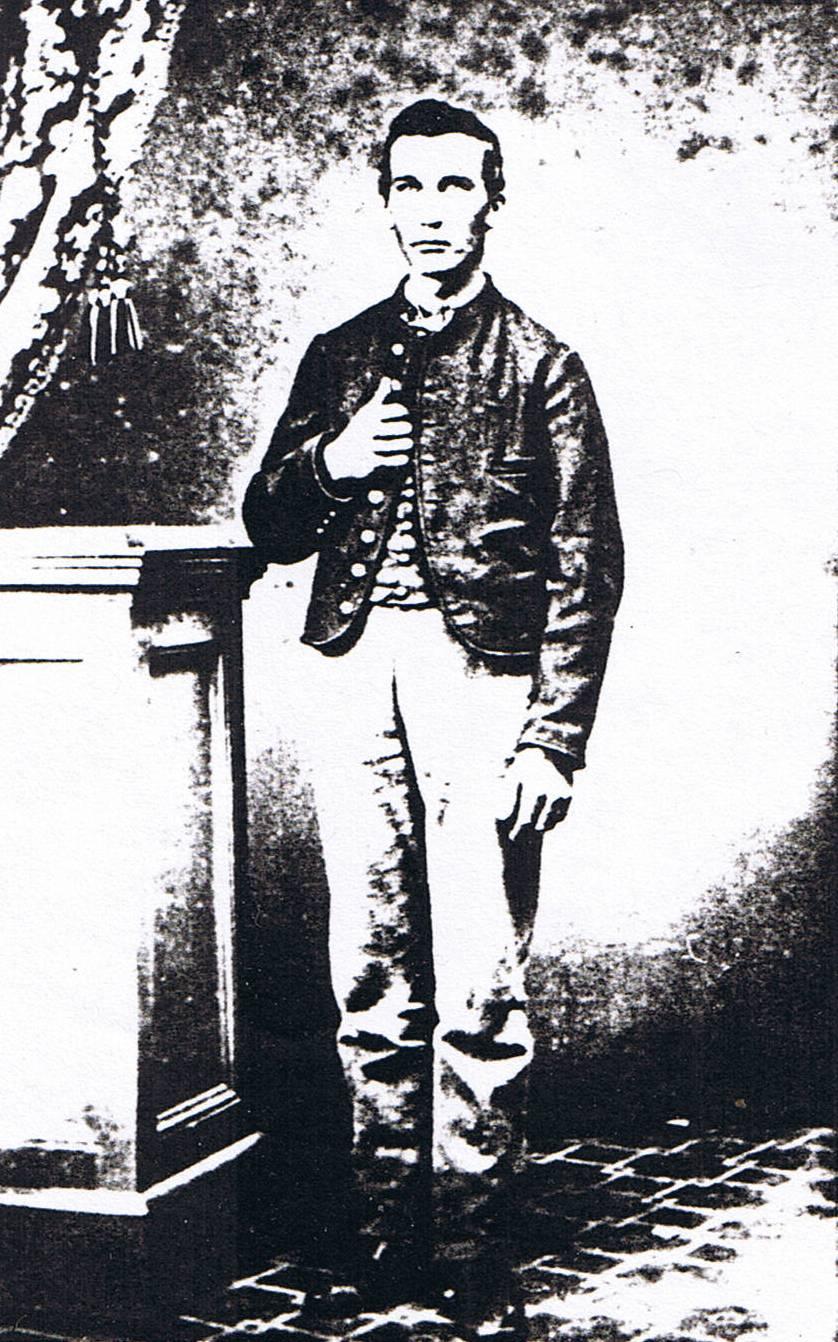 Rev Caleb Ball