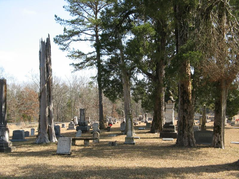 New Greensboro Cemetery