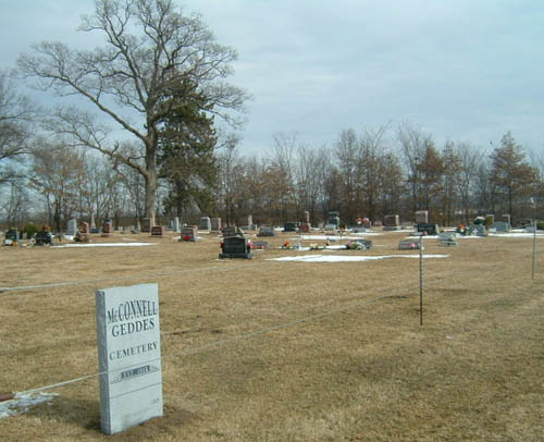 McConnell Geddes Cemetery