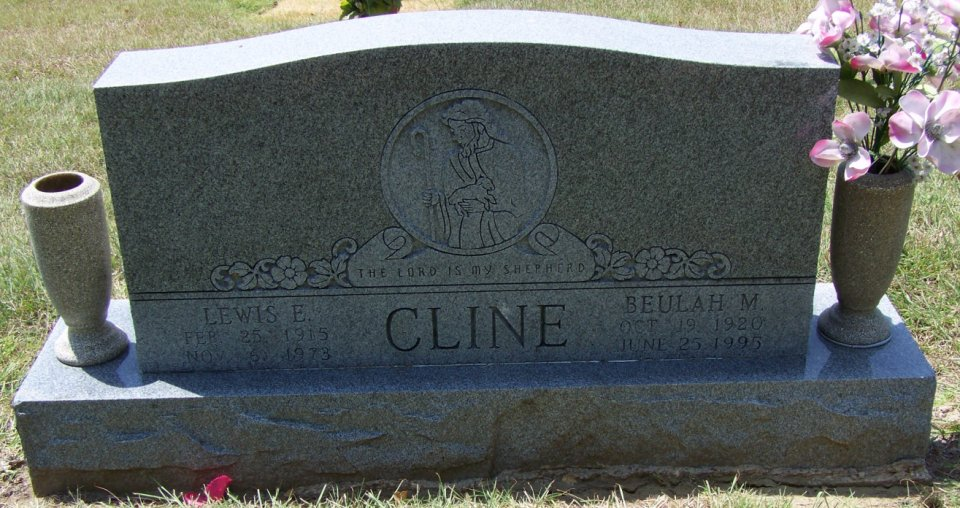 Beulah Mae <i>Johnston</i> Cline