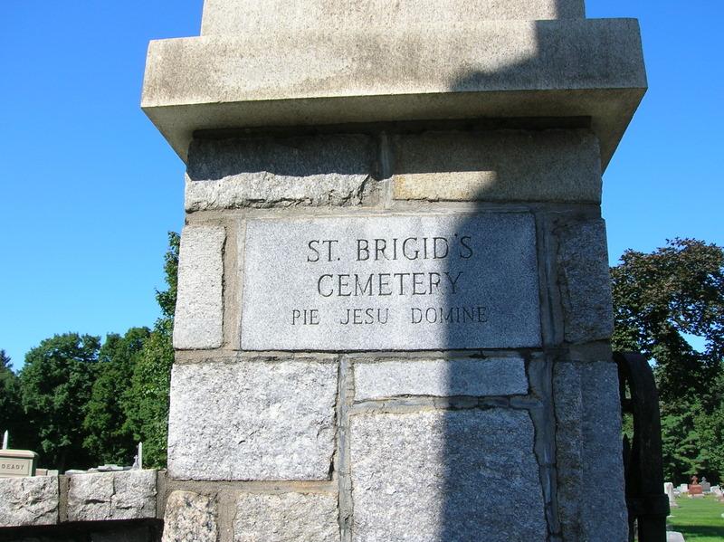 Saint Brigids Cemetery