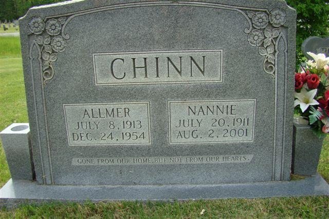 Allmer Chinn