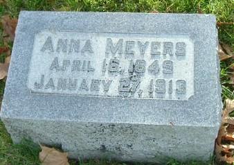 Anna Meyers