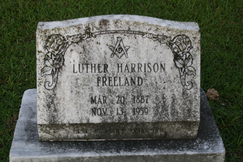 Luther Harrison Freeland