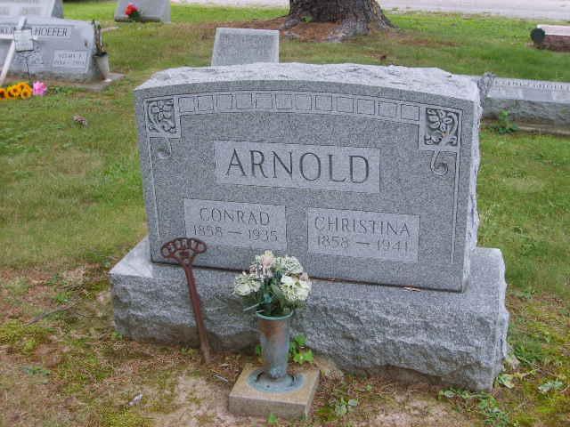 Conrad Arnold