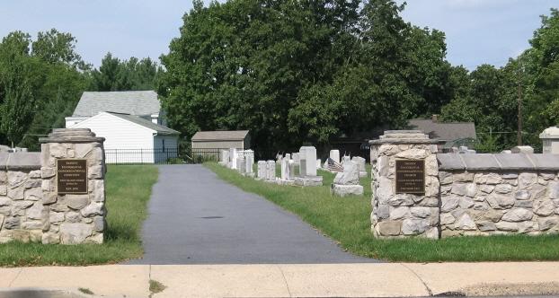 Trinity Evangelical Congregational Church Cemetery