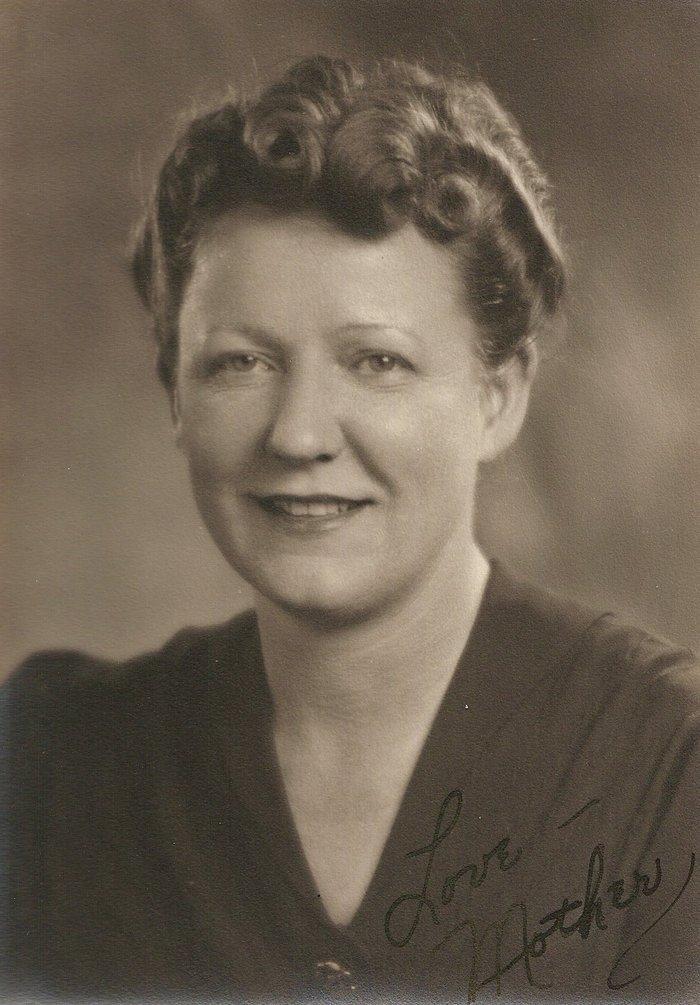 Hilda Ellen <i>Border</i> Selby
