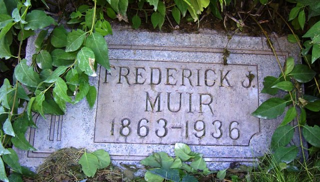 Frederick James Muir