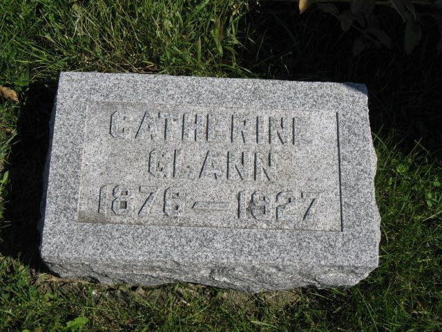 Catherine Bridget <i>Niland</i> Glann