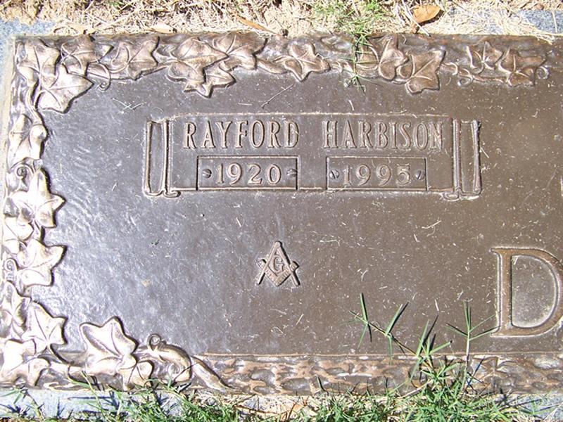 Rayford Harbison Dial