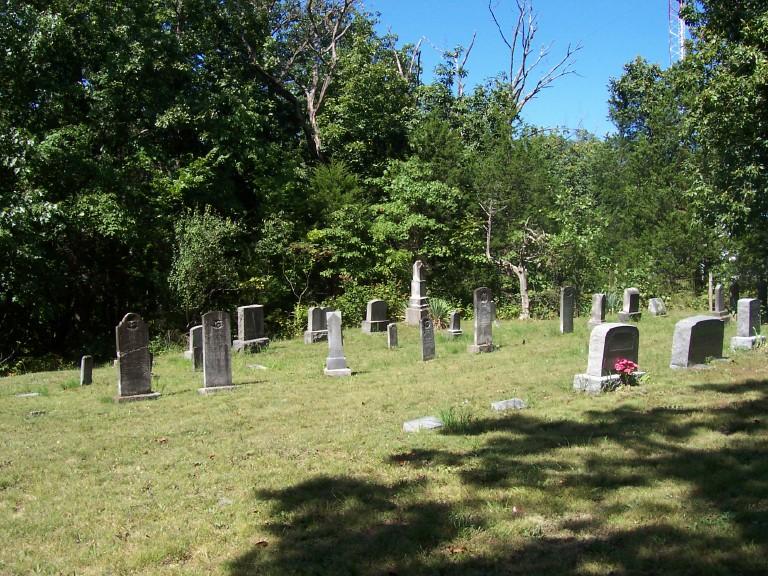 Hochfeld Evangelical Church Cemetery