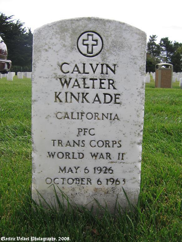 Calvin Walter Kinkade