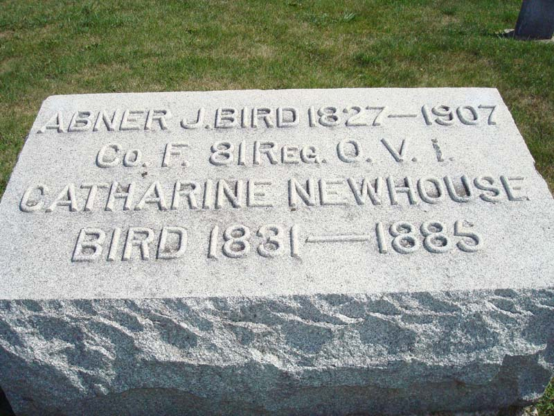 Catherine <i>Newhouse</i> Bird