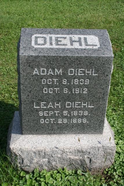 Leah <i>Zook</i> Diehl