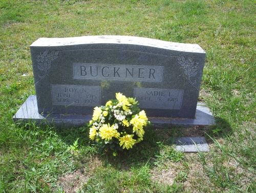 Sadie <i>Thompson</i> Buckner