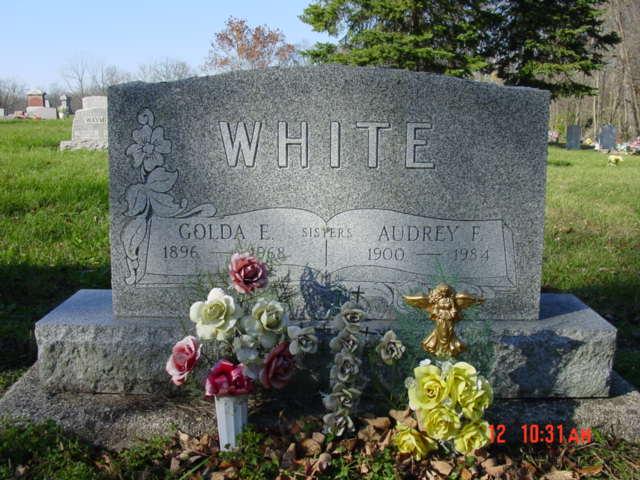 Audrey F. White