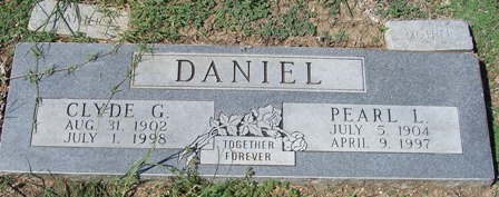 Clyde G. Daniel