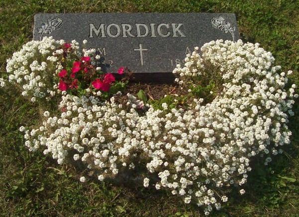 Alma Mathilda R. <i>Markgraf</i> Mordick