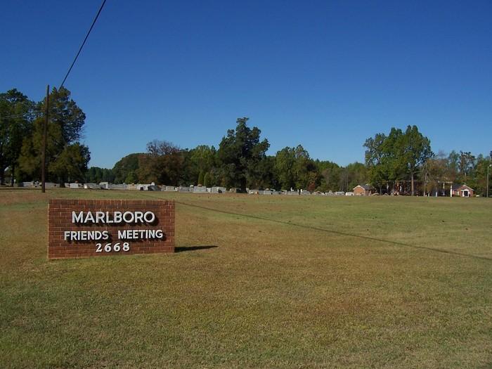 Marlboro Friends Meeting Cemetery