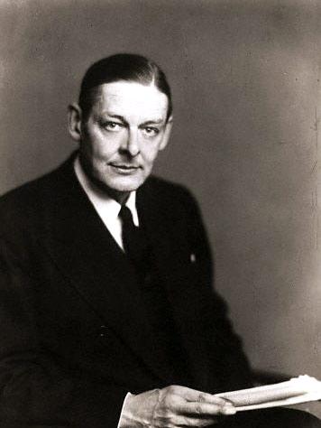 Thomas Stearns T.S. Eliot