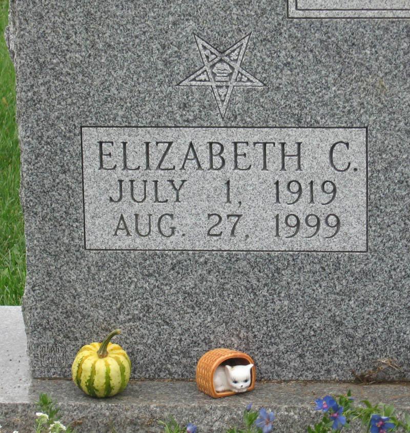 Elizabeth Catherine <i>Klapmust</i> Dinger