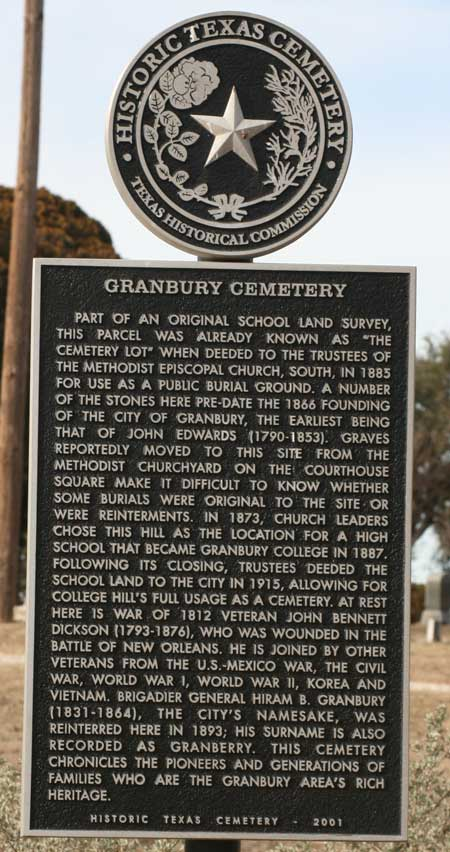 Granbury Cemetery