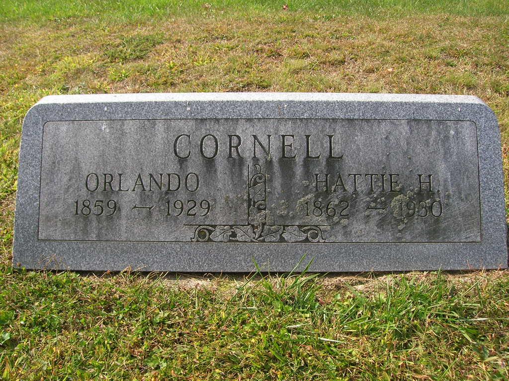 Orlando Fernando Cornell