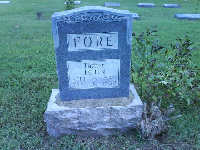 John Fore