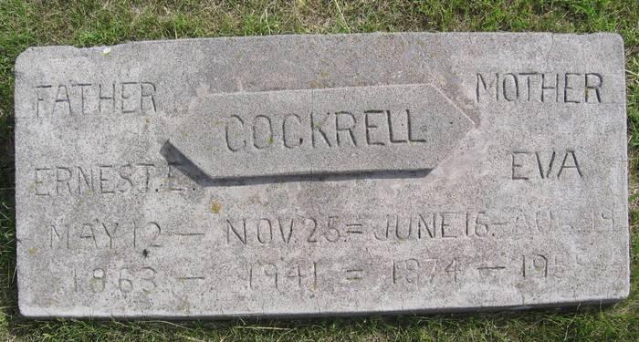 Ernest E Cockrell
