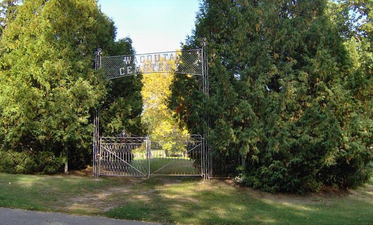 Wacouta Cemetery