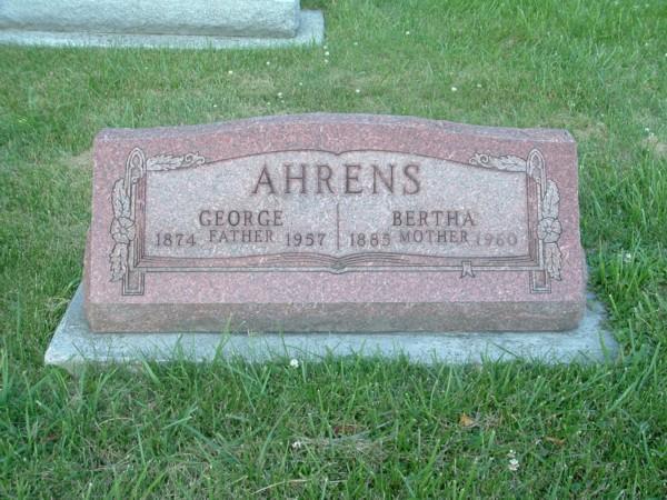 George Ahrens
