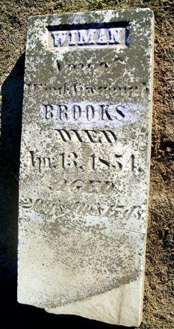 Wiman Brooks