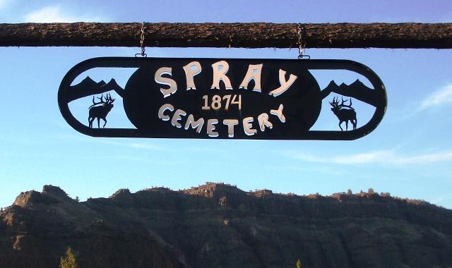 Spray Cemetery