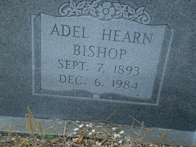 Adel <i>Hearn</i> Bishop