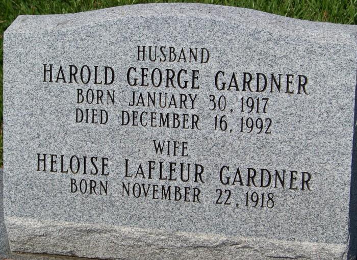 Heloise <i>LaFleur</i> Gardner