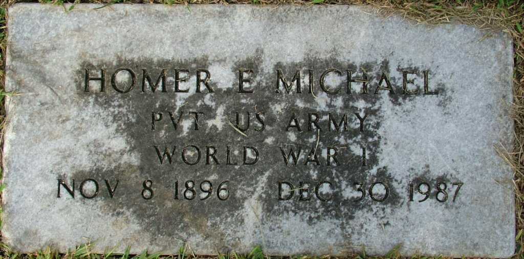 Homer Erdie Michael