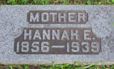 Hannah Eliza <i>Throop</i> Goss