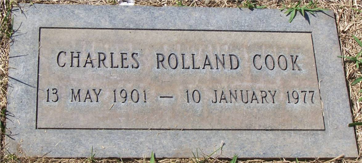 Charles Rolland Cook