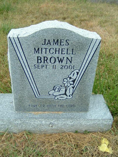 James Mitchell Brown