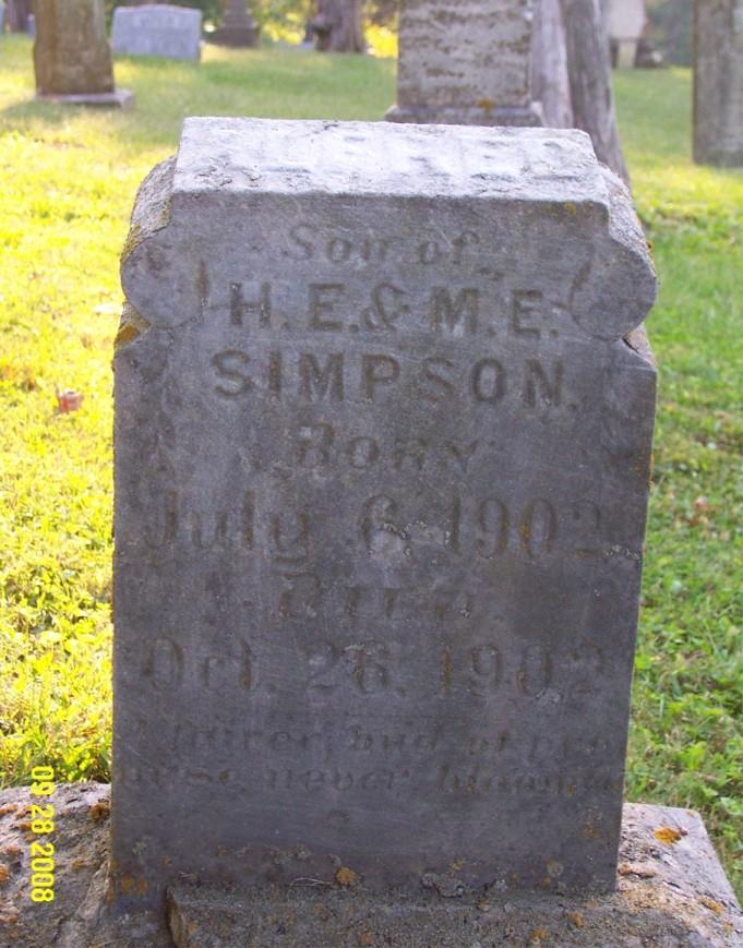 Alfred John Simpson