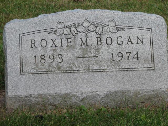 Roxie Mable <i>Hale</i> Bogan