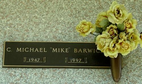 C. Michael Mike Barwick