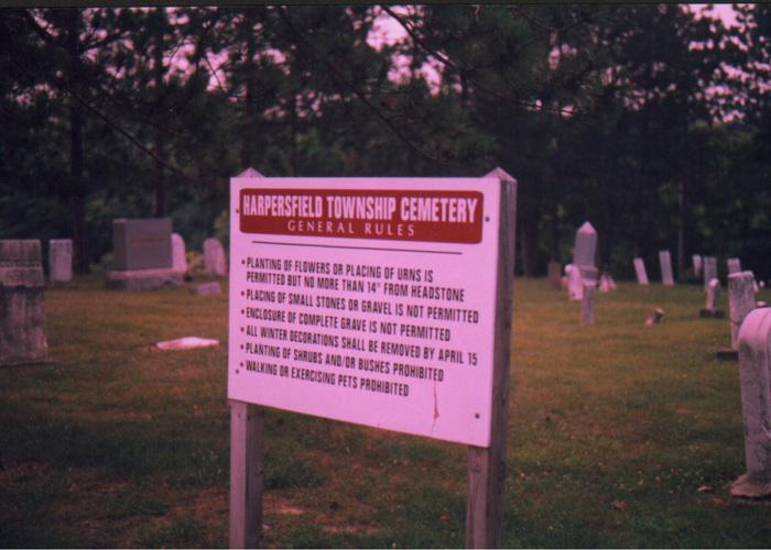 Harpersfield Cemetery