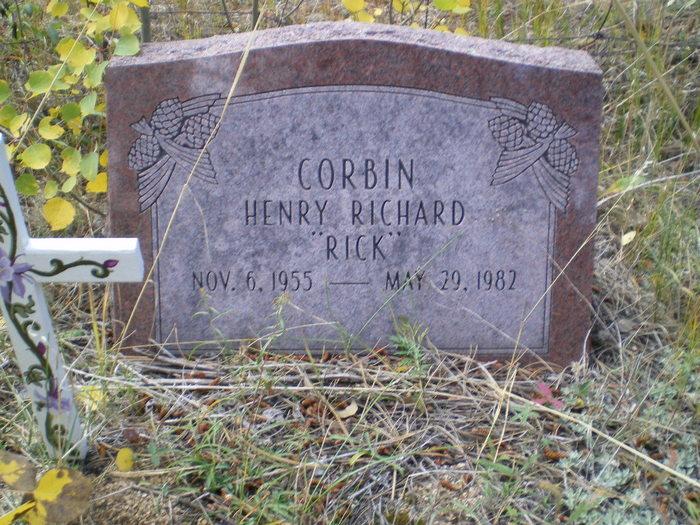 Henry Richard Rick Corbin